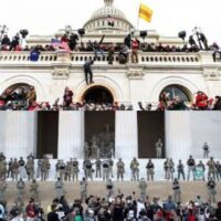 Storming the Capitol versus Black Lives Matter protest