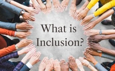 Inclusion Junkie #1: What is Inclusion?